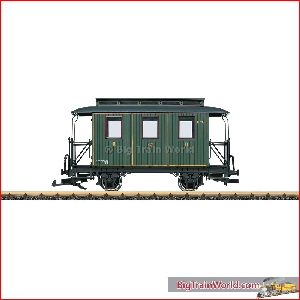 LGB 35092 - Personenwagen SOEG - Fall New Item 2016