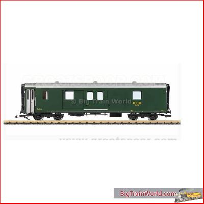 LGB 35690 RhB Baggage car, Ep. III / IV | Big Train World
