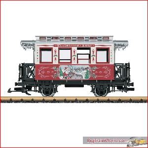 LGB 36019 - 2019 Christmas Car - New 2019