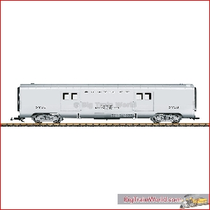 LGB 36579 - Santa Fe Baggage Car; III - New 2020