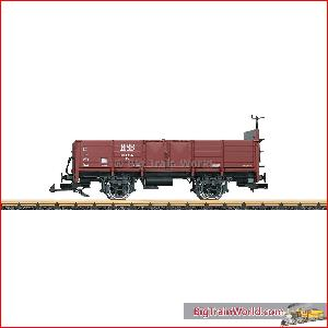 LGB 40036 - Off. Güterwagen HSB - Fall New Item 2016