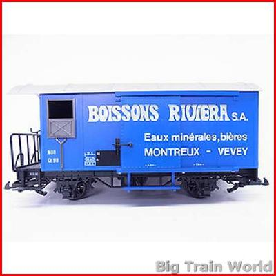 LGB 40290 Reefercar Boissons Riviera | Big Train World