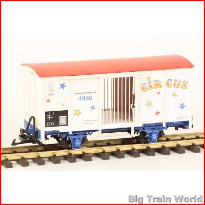 LGB 4036-used - Circus animalcar