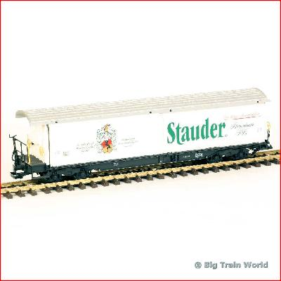 LGB 40573-used - Stauder sliding wall car