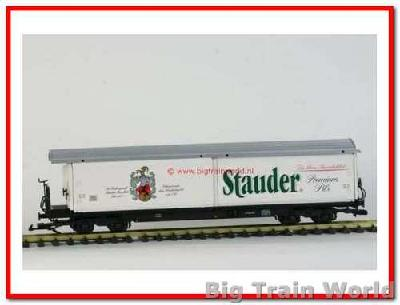 LGB 40573 STAUDER Sliding Wall Car | Big Train World