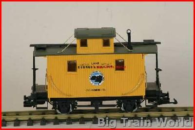 LGB 4065L01 - Caboose Lake George