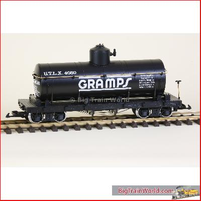 LGB 4080-Y02-used - Gramps Tankcar with metal wheels