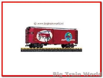 LGB 40915 - Radio Flyer Boxcar