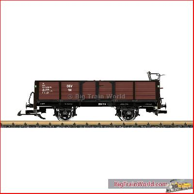 LGB 41032 - Off. Güterwagen DEV - Fall New Item 2016