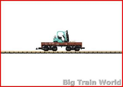 LGB 41160 DB Low Side Car | Big Train World