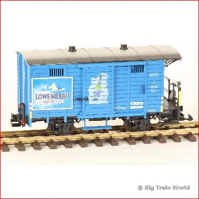 LGB 42313-used - Löwenbrau Ice Beer wagon
