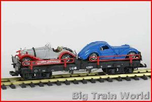 LGB 42590 DR Fire Extinguishing Water Car | Big Train World