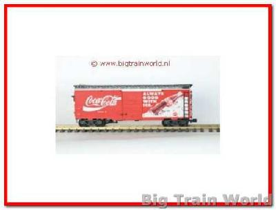 LGB 42911CM - COCA COLA CIMARRON EDITION Car