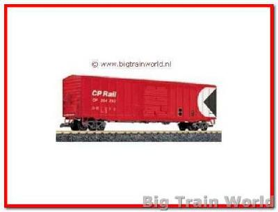 "LGB 42930 - CP 50""Steel Box Car"