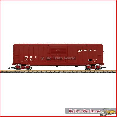 LGB 42931 - Box Car BNSF - New 2016