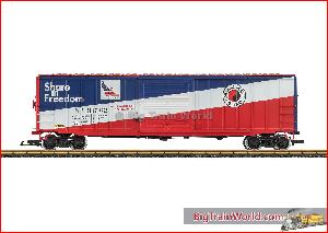 LGB 42937 - NP Box Car - Summer New Item 2017