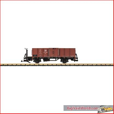 LGB 43121 DR High Side Gondola | Big Train World