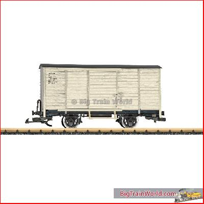 LGB 43262 - Ged. Güterwagen DEV - Fall New Item 2016