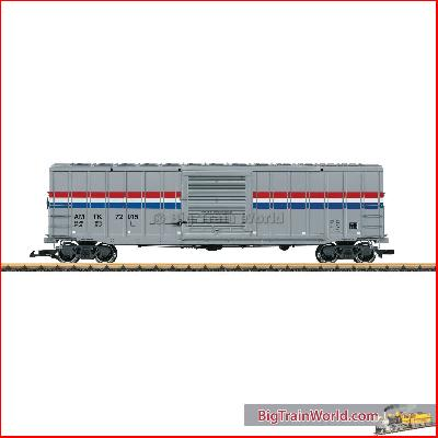 LGB 44931 - Amtrak Materialwagen Phase II - New 2016