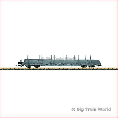 LGB 45922 RhB Stake Car | Big Train World