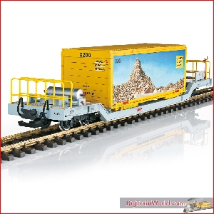 LGB 45925 - RhB Container Car - New 2021