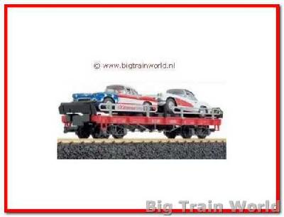 LGB 46590 - Carrera Express Car. Excl. USA