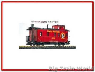 LGB 47790 - Great Northern Caboose