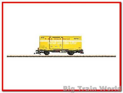 LGB 47891 - RhB Post Containerwagen EP. V