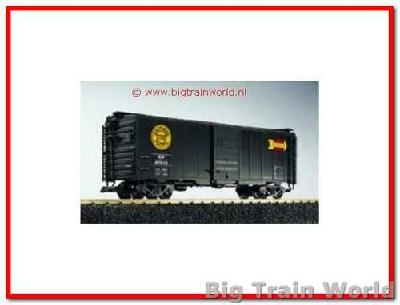 LGB 47910 - South Pacific Boxcar  zwart