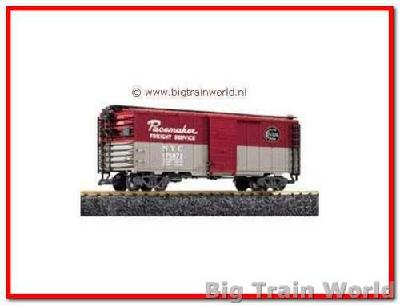 LGB 47914 - NYC Boxcar Pacemaker  USA