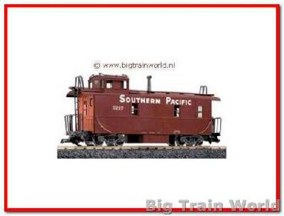 LGB 48790 - SP Steel Caboose