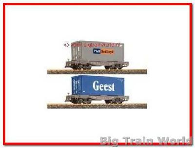 LGB 49085 - Containerset nl