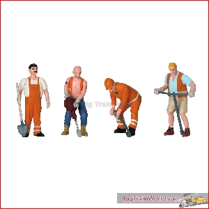LGB 53003 - Set of Figures for Workers - New 2019