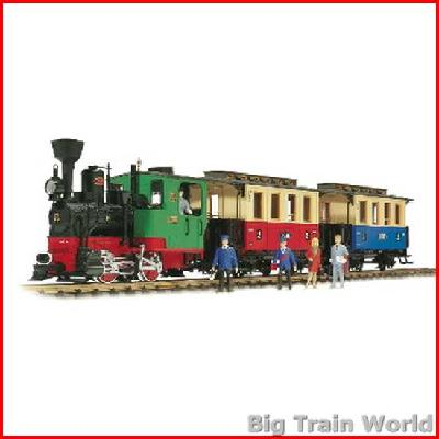 LGB 70302 Passenger Starter Set, 230 Volts | Big Train World