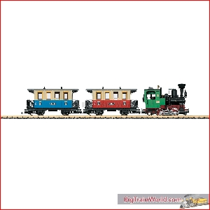 "LGB 70307 - Passenger ite Train Starter Set.  ""Stainz"" 230 Volts"