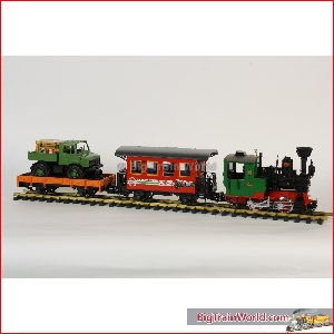 LGB 70616 - Starter set 30 years LGB, limited edition, 50 pieces produced