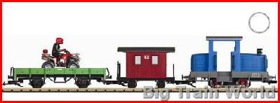 LGB 90450 Large Railroad Starter Set | Big Train World