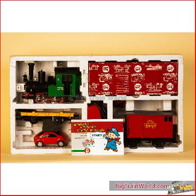 LGB 90782 Toy train starterset, Beetle express, like new