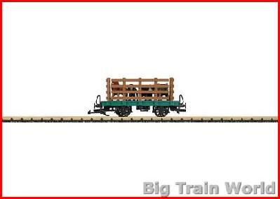 LGB 94062 Toy Train Cage Car | Big Train World
