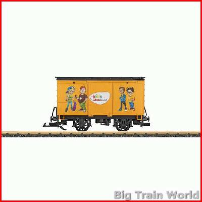 LGB 94268 Toy Train Boxcar | Big Train World