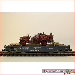 Magnus /  4043 - Schwerlastwagen 4 axle - for LGB / G scale model rail road