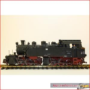 Magnus LGB 21852 - Mallet Loco with Sound, weathered by Magnus