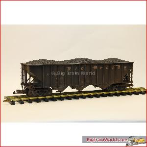Magnus /  USA Trains 14004 - 70 Ton 3 Bay Coal Hopper DRGW  verouderd en gesuper