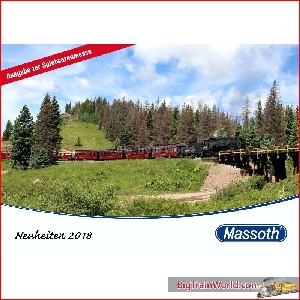 <b>Massoth 8000108 - MASSOTH NOVITEITENFOLDER 2018</b>