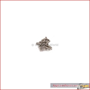 Massoth 8109265 - SCREWS FOR RAIL CLAMPS STAINLESS STEEL 100 PCS