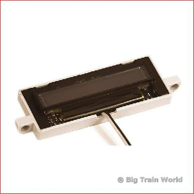 "Massoth 8161102 Train-Destination-Display ""ALLEGRA"" 