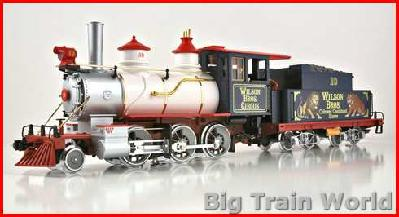 LGB 22191 - WILSON BROS CIRCUS TRAIN  Set of 8 only