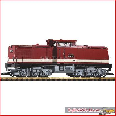 Piko 37542 - G-Diesellok BR 199 DR IV - New 2015