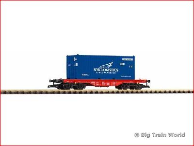 Piko 37726 - Flatcar with container APL DB AG Vl