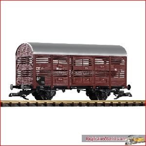 Piko 37955 - G-Viehtransportwg. DR III - New 2018